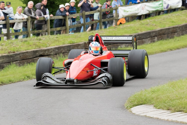 British Hill Climb August 2017 – Brief Report