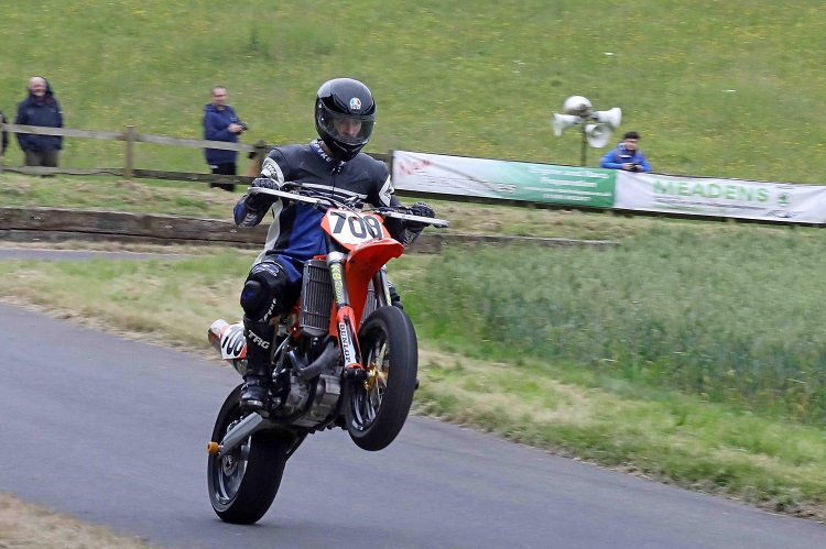 WOW! Great Motorbikes Action at the June Meetings!