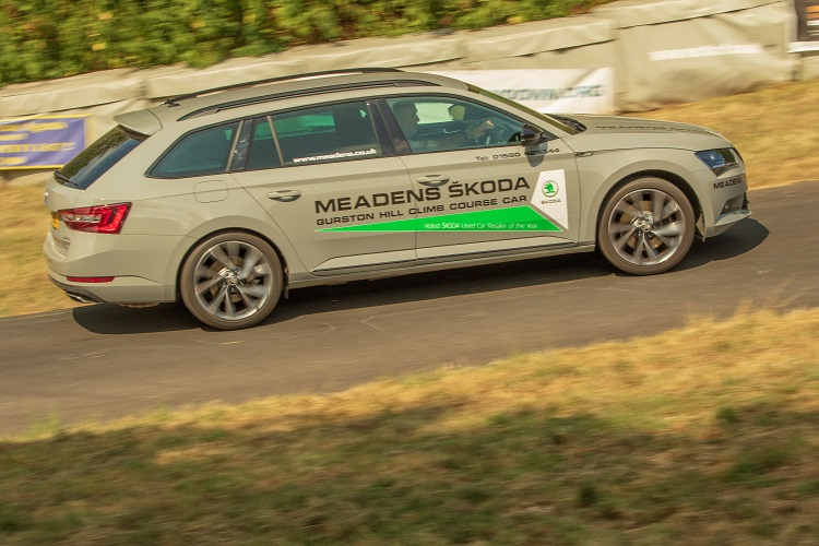 Meadens Skoda Gurston Down Speed Hill Climb Championship – Review