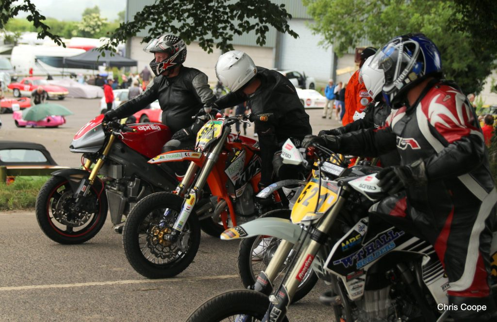 Motorbikes Meeting Preview – July 2018