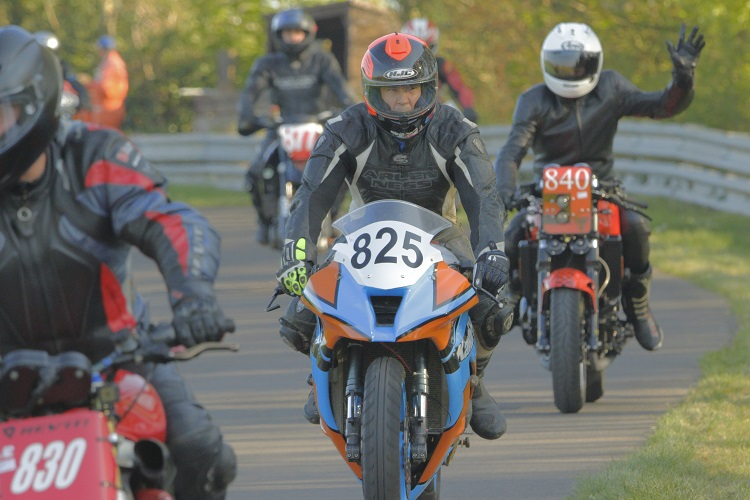 Motorbikes Meeting Report – Sunday April 21st