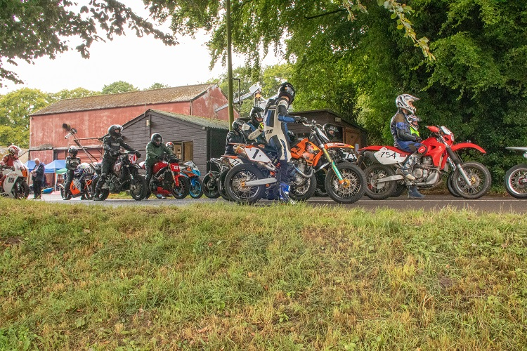 Results Motorbikes – July 2019