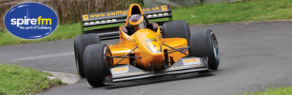 2008/09/11 British Hillclimb Champion Scott Moran comes to Gurston in May at the top of the table again