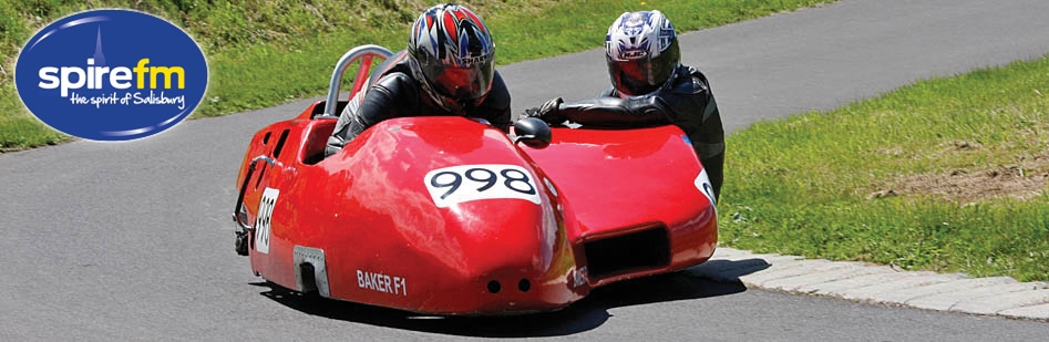 Patrick & Paul Keates, 998cc Baker F1, sidecar class record holders