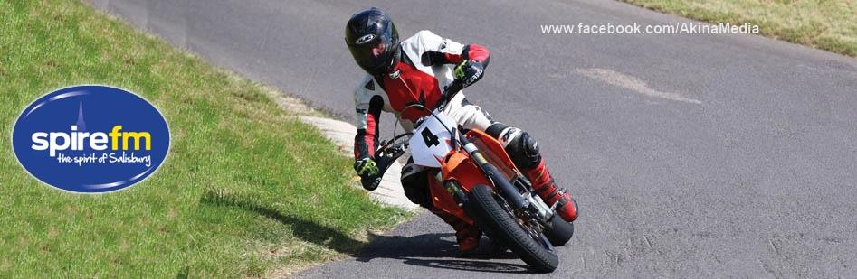 Tom Short set bike BTD on June 21st 2015 on his Honda CRF